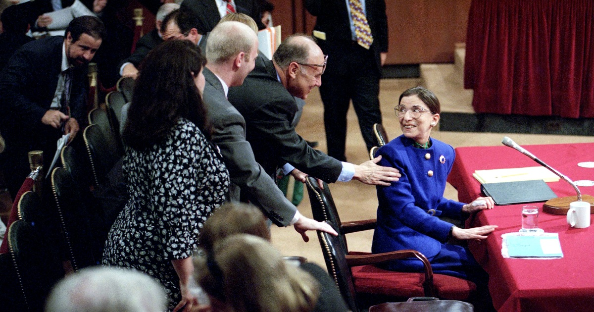 Feminist trailblazer: Ruth Bader Ginsburg's life in pictures