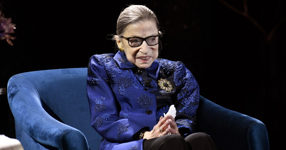 Ginsburg's dying wish: Not to have Donald Trump choose replacement