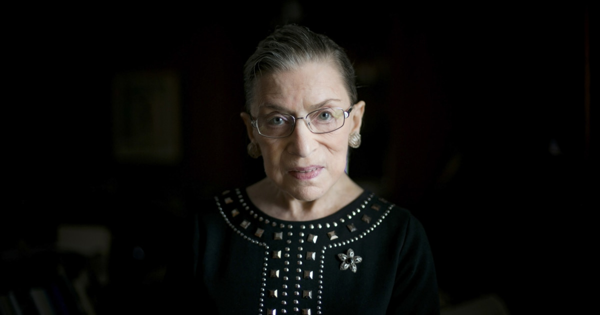 Ruth Bader Ginsburg's life, legacy and the future of SCOTUS
