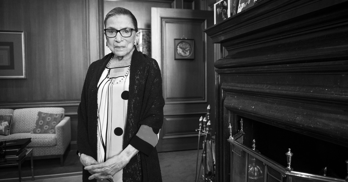Ruth Bader Ginsburg's dying wish highlights Trump's Supreme Court hypocrisy