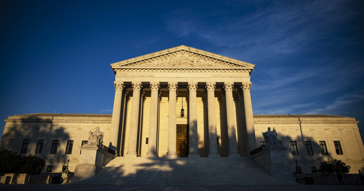 Republicans are usually more fired up over the Supreme Court. Now, polls say Democrats are.