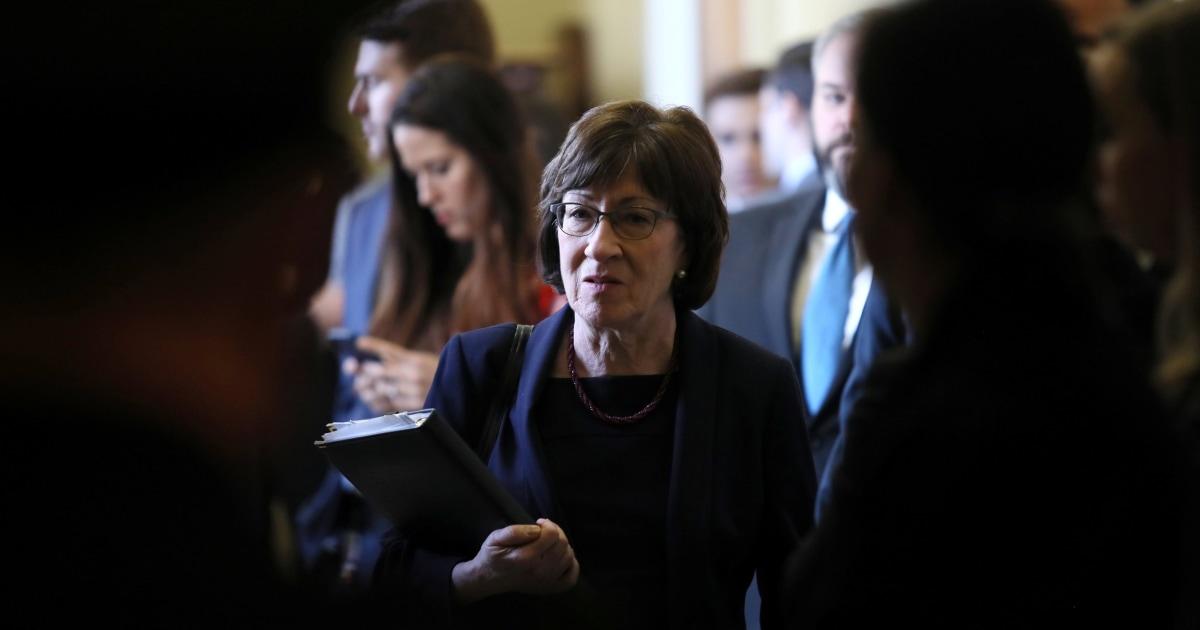 GOP senators in tight races embrace sharply different Supreme Court strategies
