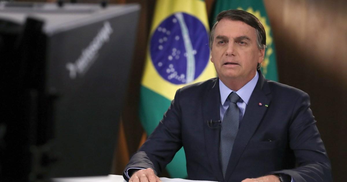 Brazil's Bolsonaro blames Indigenous people for Amazon fires in U.N. speech