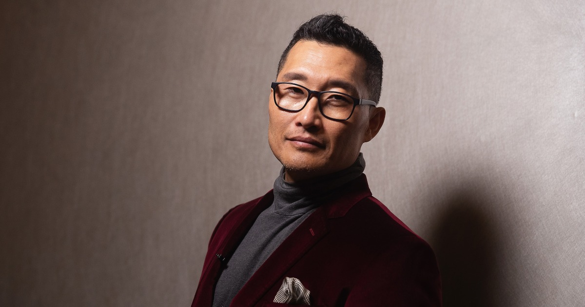 Daniel Dae Kim to co-star in his first-ever...