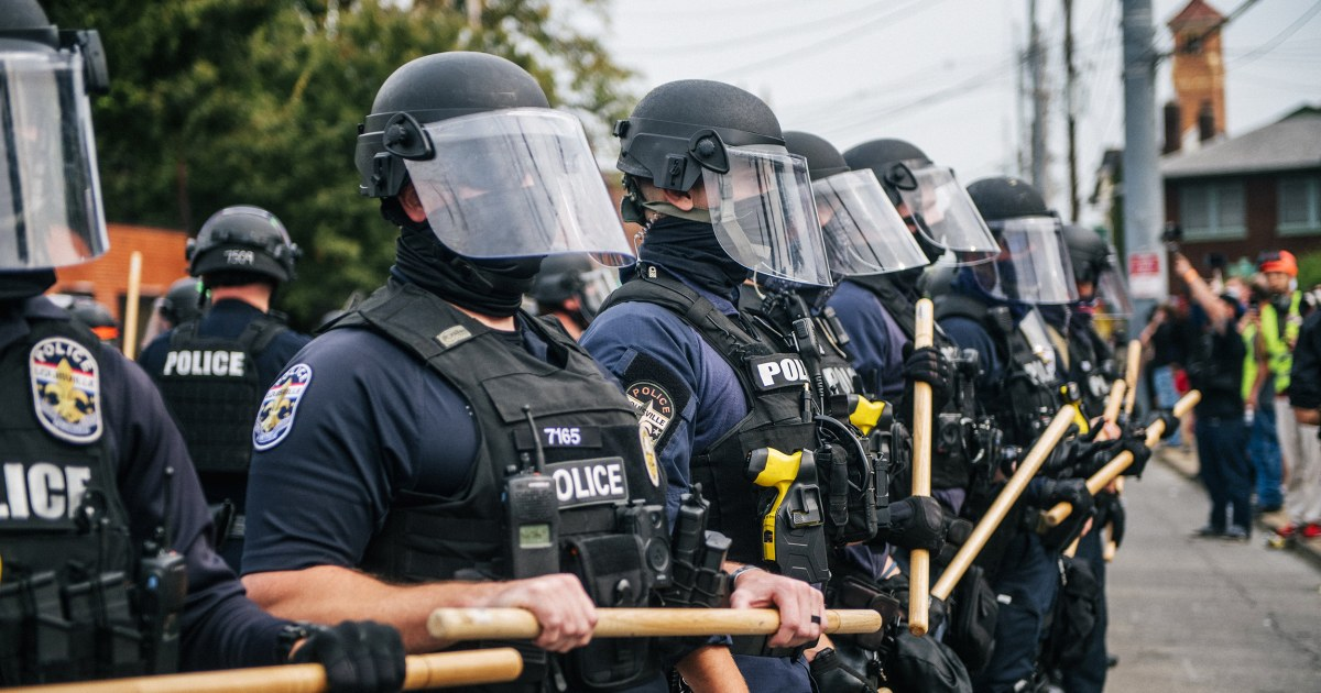 Justice Department launches investigation into Louisville PD's policing practices – NBC News