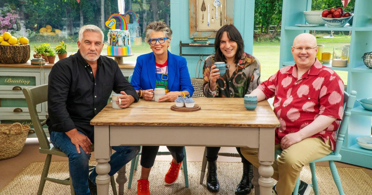 Netflix's 'Great British Baking Show' Season 11 feels like ...