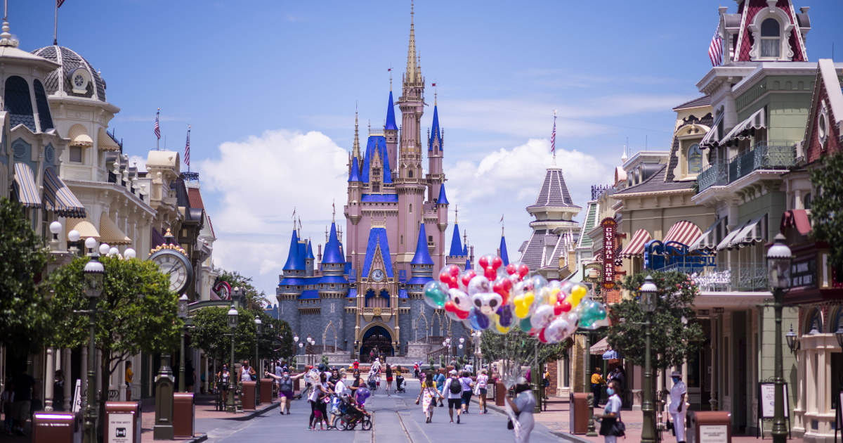 Disney laying off 28,000 workers amid continued strain from pandemic