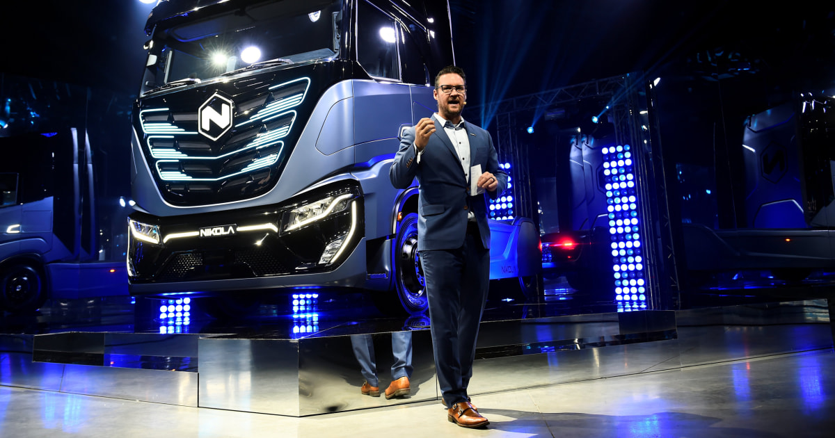 Fraud claims DOJ probe and sexual abuse allegations cloud $2B deal between GM and Nikola truck startup – NBC News