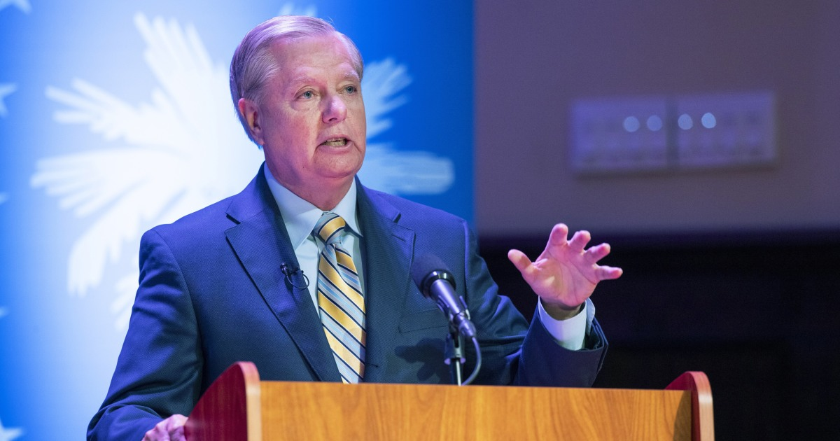 New Senate map shows Republicans are increasingly vulnerable – NBC News