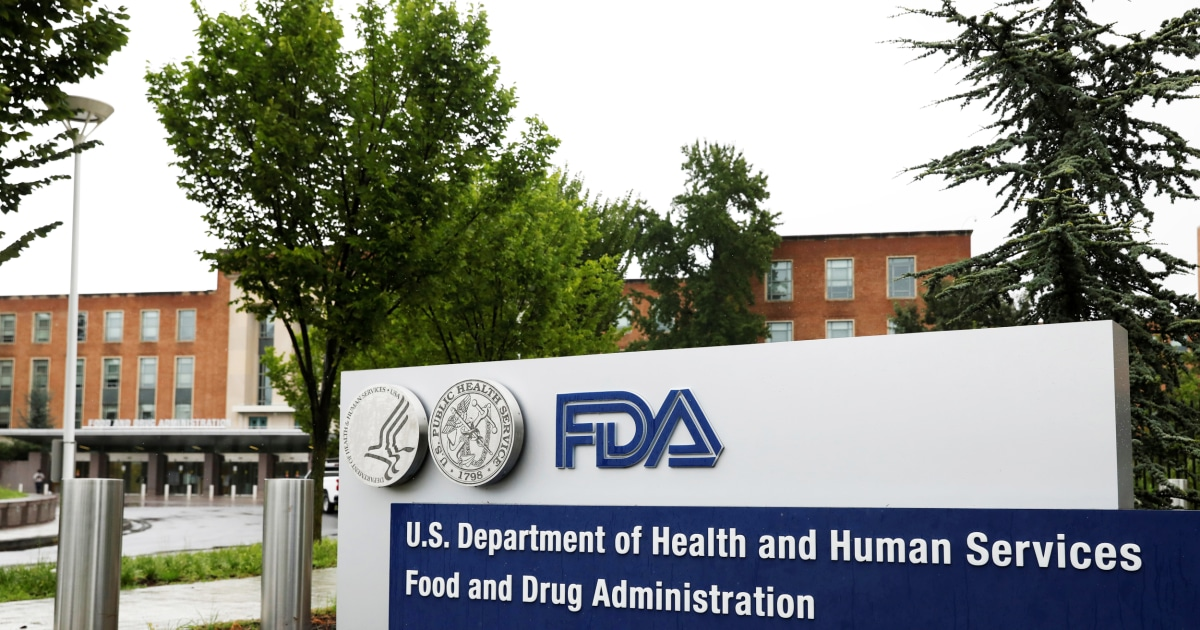 FDA authorizes first at-home Covid-19 test that gives users results quickly