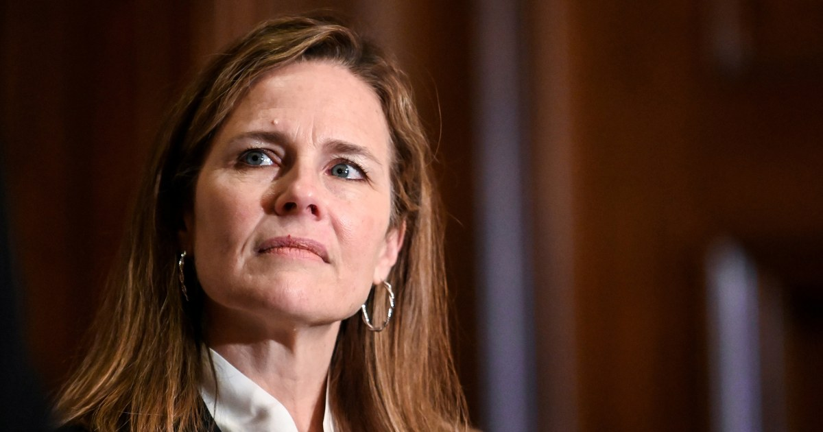 Judge Amy Coney Barrett's Senate confirmation hearings for Supreme Court begin Monday – NBC News