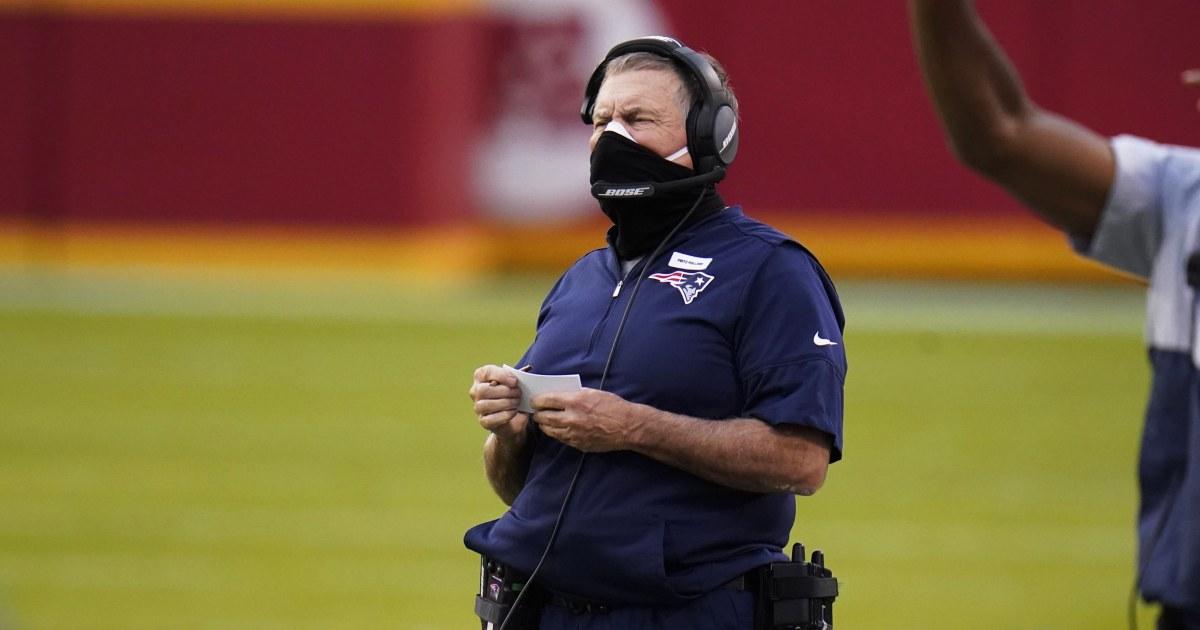 NFL Covid woes continue: Patriots-Broncos again postponed; Titans facility again shut down – NBC News