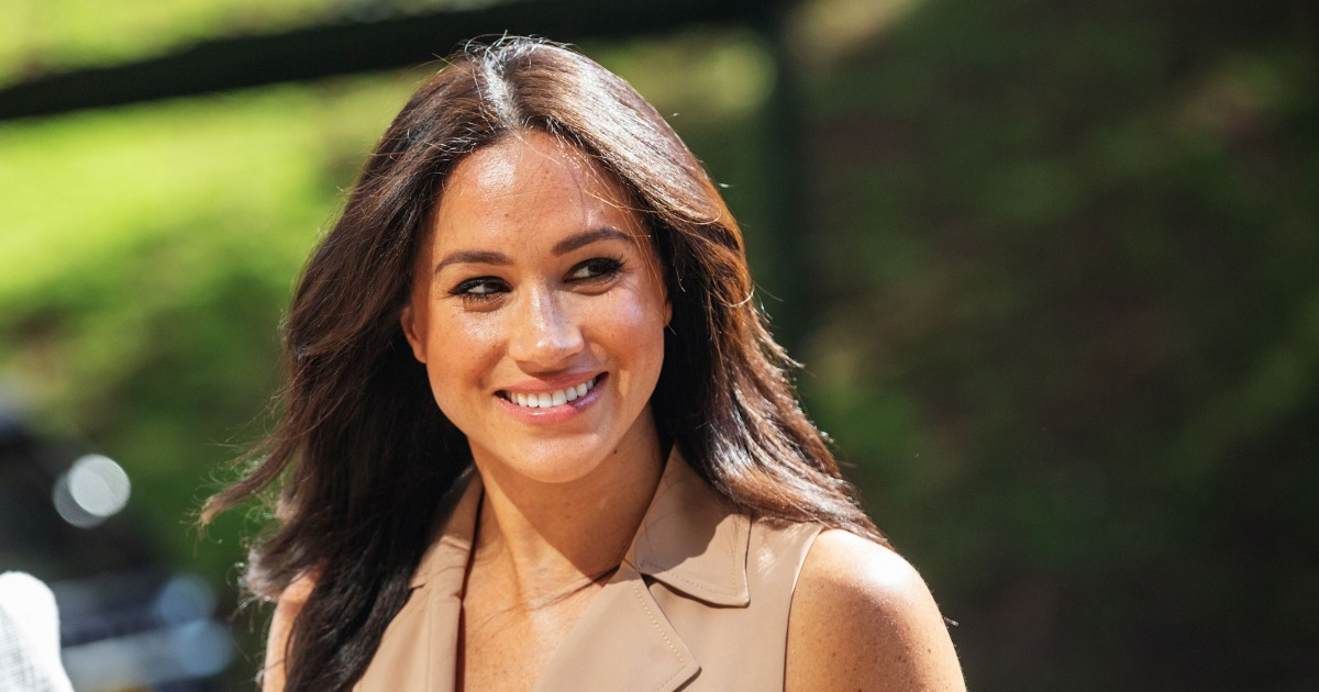 Meghan Markle says she suffered 'almost unsurvivable' online abuse – NBC News