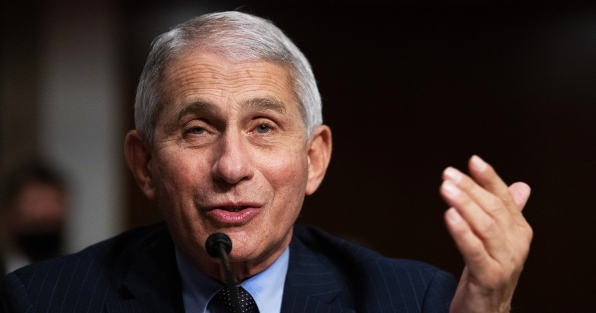 Fauci rips new Trump campaign ad, says it uses his comments 'out of context'