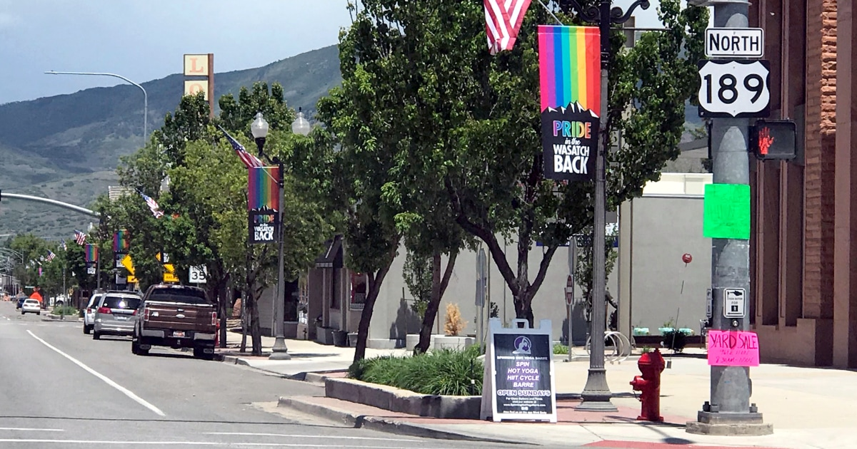 This small town's battle over gay Pride flags is helping fuel a national debate