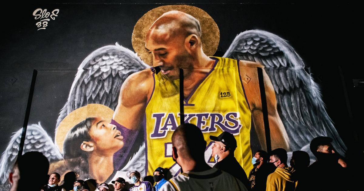 Kobe Bryant's legacy looms large over Lakers title