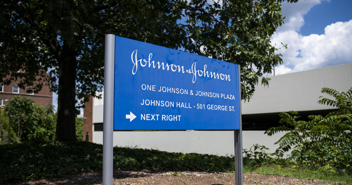 Johnson & Johnson pauses clinical trials for a Covid-19 vaccine over participant's illness