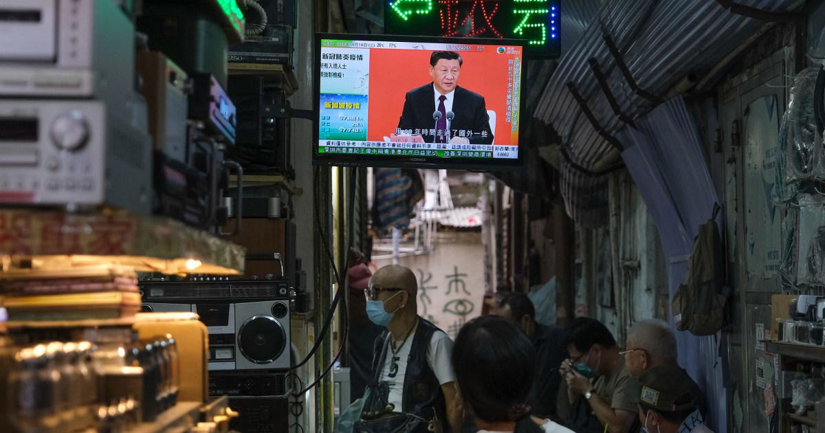 China's Xi Jinping spotlights Shenzhen as future for economic growth, Hong Kong given back seat