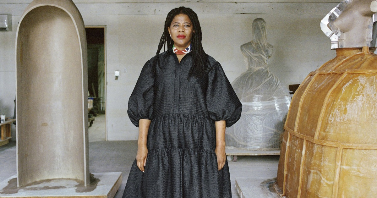 Sculptor Simone Leigh will be 1st Black woman to represent US at Biennale