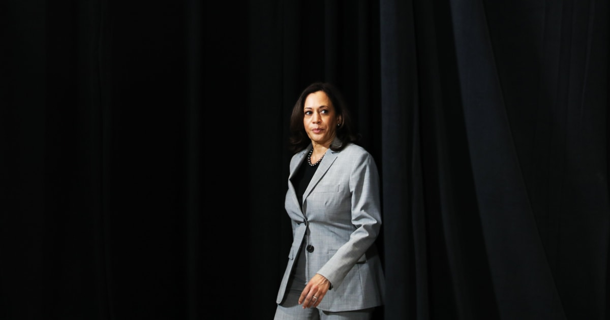 Race, gender dominated coverage of Harris's VP announcement, report finds