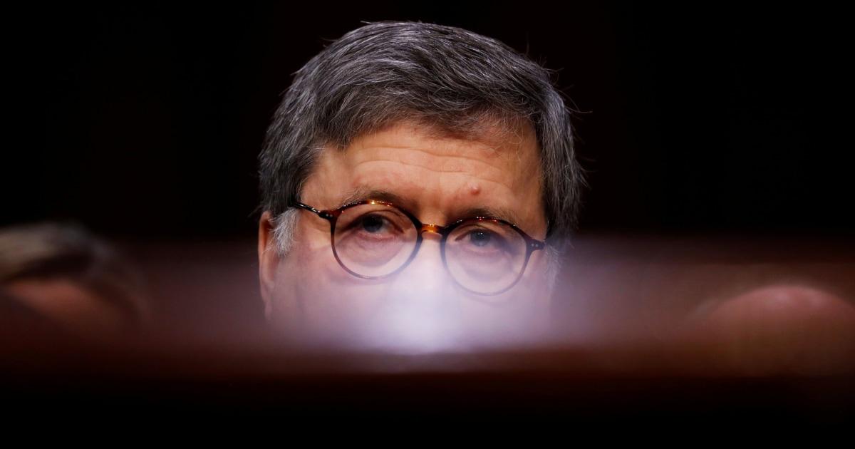 Mueller Report Release - cover