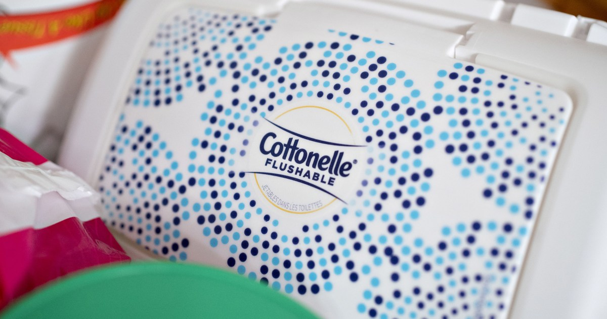 Cottonelle recalls some wipes over possible bacterial contamination
