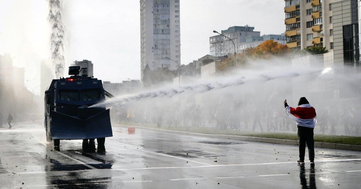Trump administration cuts off democracy activists in Belarus and Hong Kong thumbnail