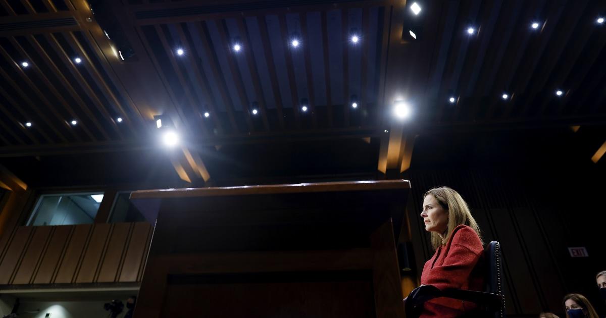Democrats hint at consequences as GOP moves to confirm Amy Coney Barrett - NBC News