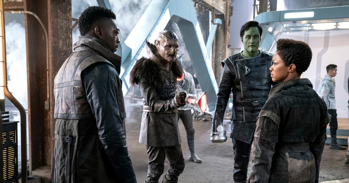 CBS' 'Star Trek: Discovery' Season 3 suggests third time really is the charm for Trekkies