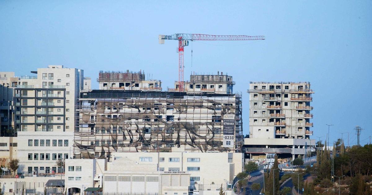 European powers 'deeply concerned' over Israeli settlement plans
