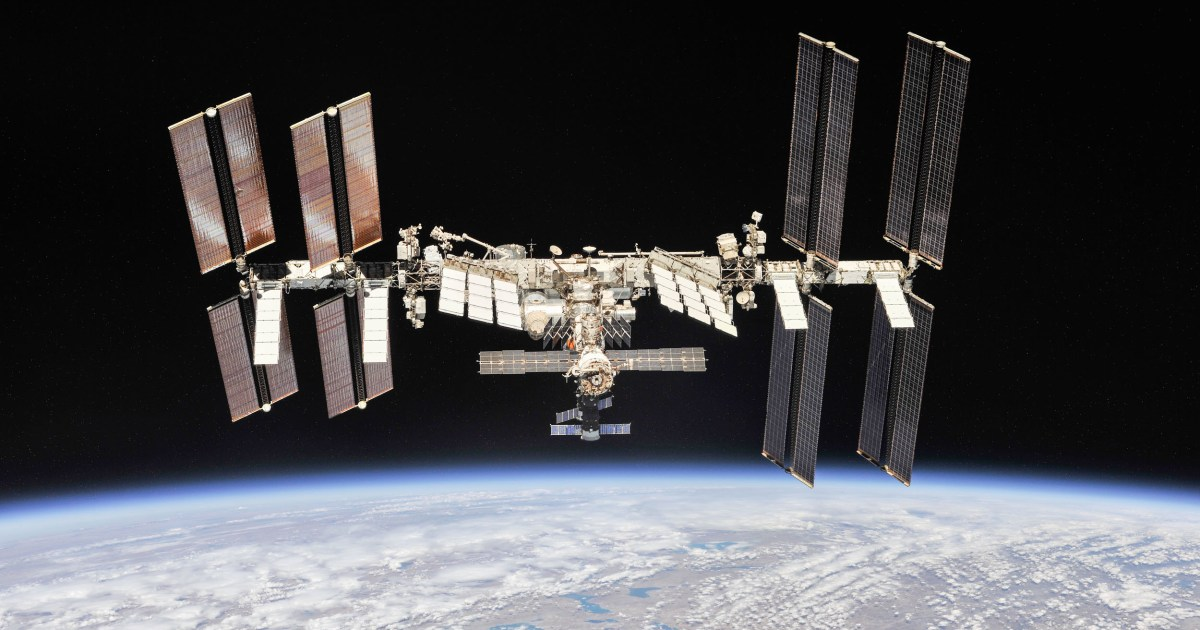 After two decades in orbit, space station faces the inevitable repairs