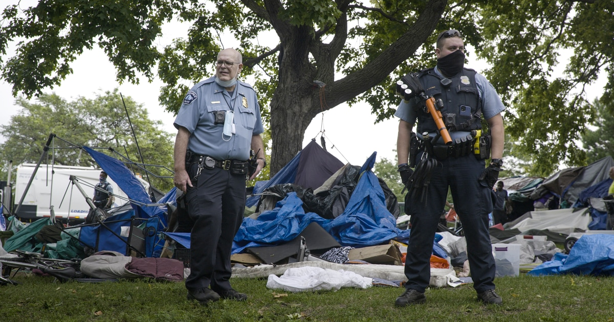 Lawsuit seeks to block evictions of Minneapolis homeless encampments