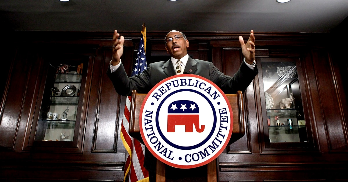 Michael Steele I'm a Republican voting for Joe Biden over Trump. Because I'm an American first.