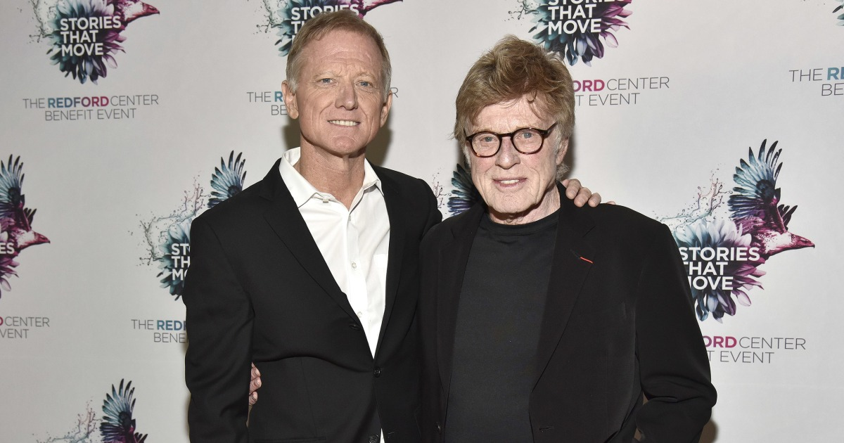 James Redford, documentary filmmaker and son of Robert Redford, dies at 58