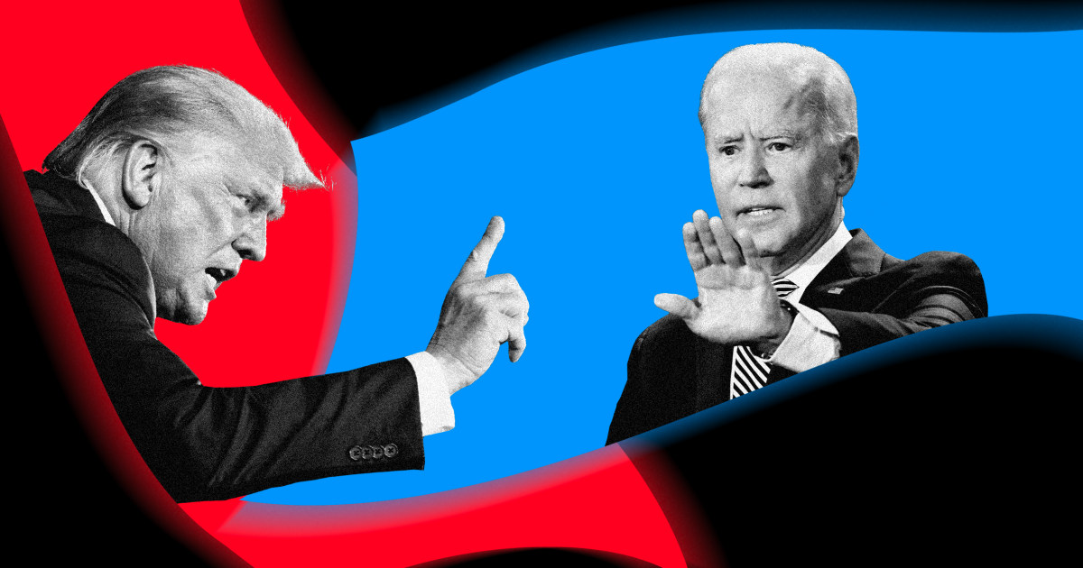 Debate tracker: The final 2020 presidential debate, by the numbers