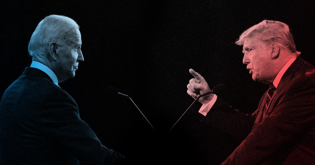 Dialed down, Biden, Trump clash over Covid-19 response, fracking in final debate