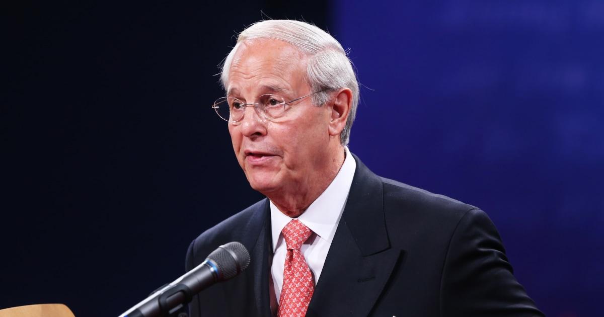 Mute point: Debate co-chair Fahrenkopf defends microphone-cutting decision in Trump-Biden debate