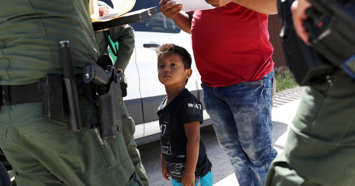 Lawyers say they can't find the parents of 545 migrant children separated by Trump administration