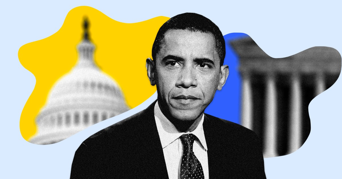 Obama needs to follow John Quincy Adams' lead back to Congress