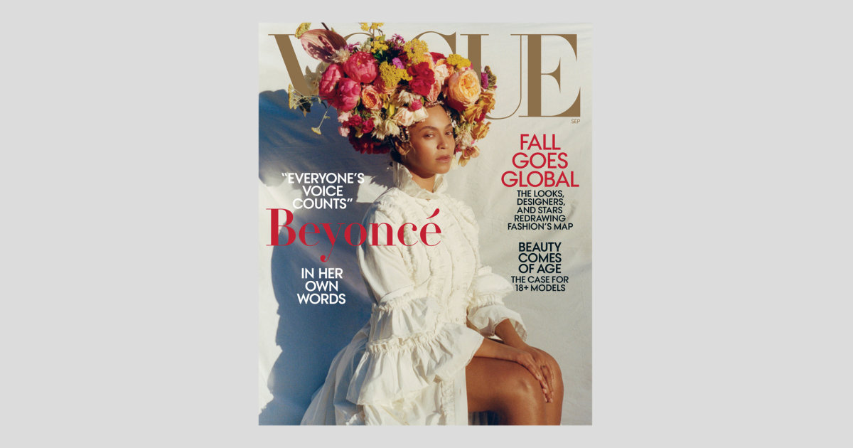Melania Trump expressed surprise over Vogue selection of Beyoncé for 2018 cover