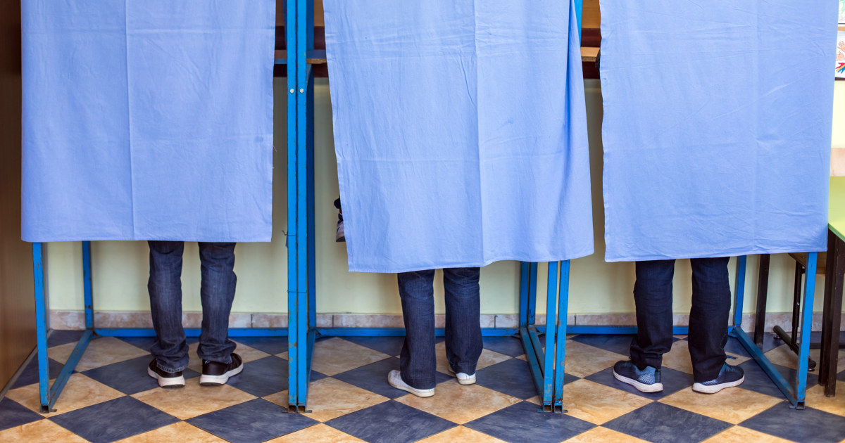 Cybersecurity company finds hacker selling info on 186 million U.S. voters