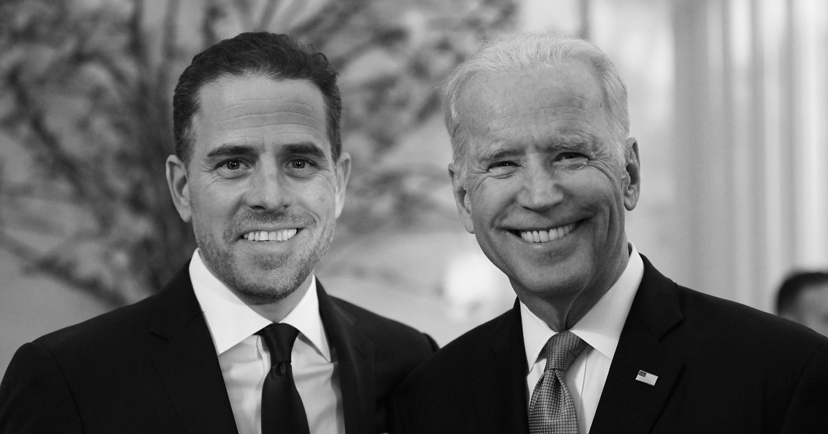 How a viral picture of Joe and Hunter Biden became a teachable moment