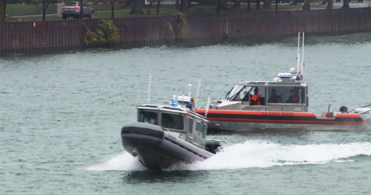 Worker who fell into well connected to Niagara River in New York is feared dead