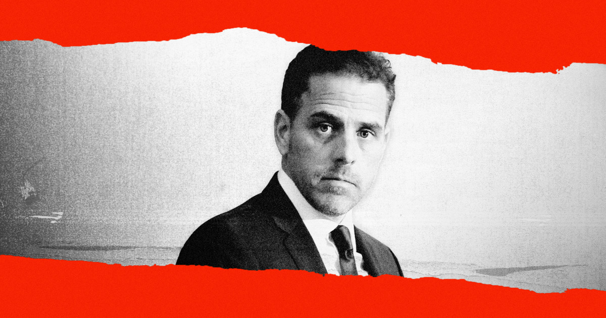 Inside the campaign to 'pizzagate' Hunter Biden