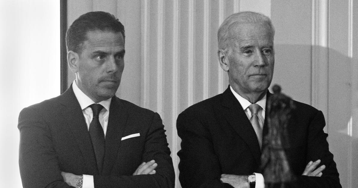 Trump's attacks on Hunter Biden and Ukraine aren't surprising. Joe Biden's defense is.