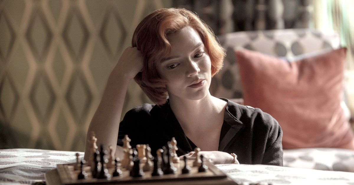 Netflix's 'The Queen's Gambit' is a Cold War drama with a hopeful takeaway