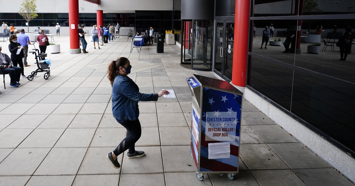 Pennsylvania ballots can't be tossed out over voters' signatures, court says