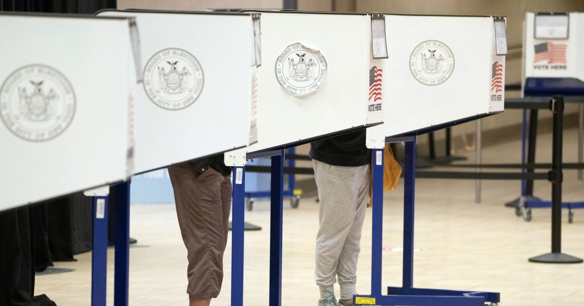 Voter advocates hoping to stave off intimidation at polls.