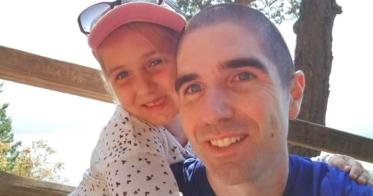 """""""My wife, Laura, has been nothing but a hero during this time. … My biggest fear is that she won't have resources to get up on her feet.""""  A dad dying of lymphoma asked for help for his wife and daughter, and got it."""