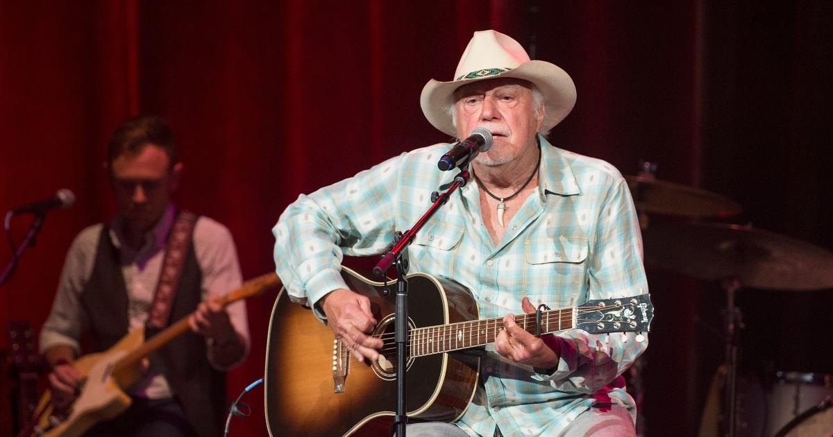 Jerry Jeff Walker, singer who wrote 'Mr. Bojangles,' dies at 78